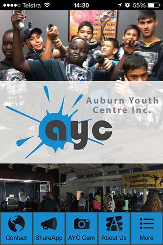 Auburn Youth Centre Inc