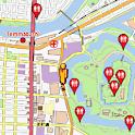 Osaka Amenities Map (free) icon