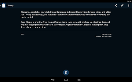 Clipper Plus with Sync Screenshot 13