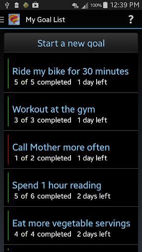 Expand My Life Goals Habits