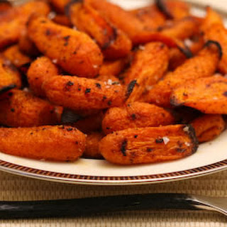 Roasted Carrots Recipe with Moroccan Spice Mix