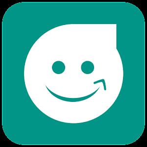 SMS KK (SMS/MMS, Lollipop SMS) App icon
