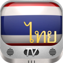 Thai TV & Radio Free icon