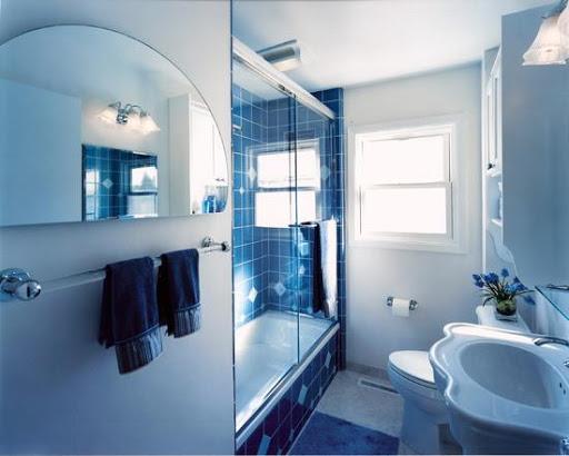Closest bathroom