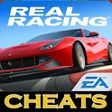 Real Racing 3 Cheats icon