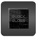 Black Glass CM12 CM13 icon