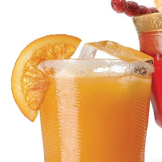 Sparkling Cider and Cara Cara Orange Punch Recipe