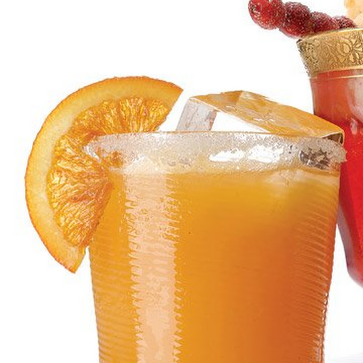 Sparkling Cider and Cara Cara Orange Punch Recipe