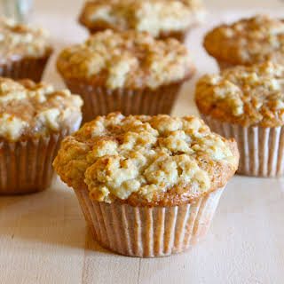 Apple and Coconut Muffins.