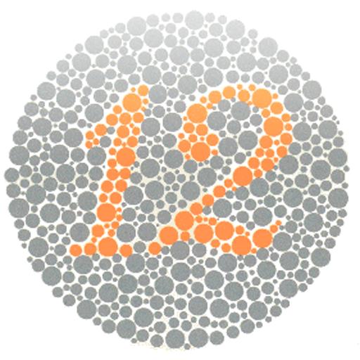 Color Blindness Test 醫療 App LOGO-硬是要APP