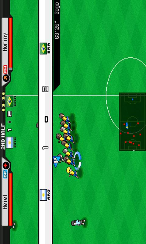 Soccer Superstars® - screenshot
