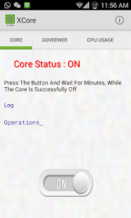 XCore - Save Battery Smartly - screenshot thumbnail