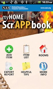 MyHOME Scr.APP.book - screenshot thumbnail