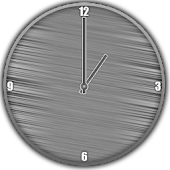 Metal Clock (Widget)