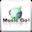 Music Go! logo