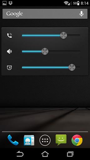 Alloy Blue Theme CM10.1 v1.4.6 APK