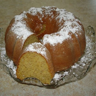 Cake Mix Banana Pound Cake