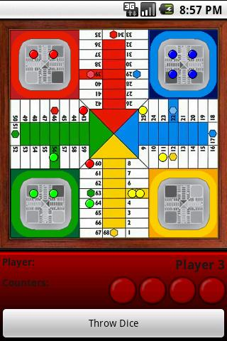 Parchis- screenshot