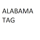 Alabama Tags