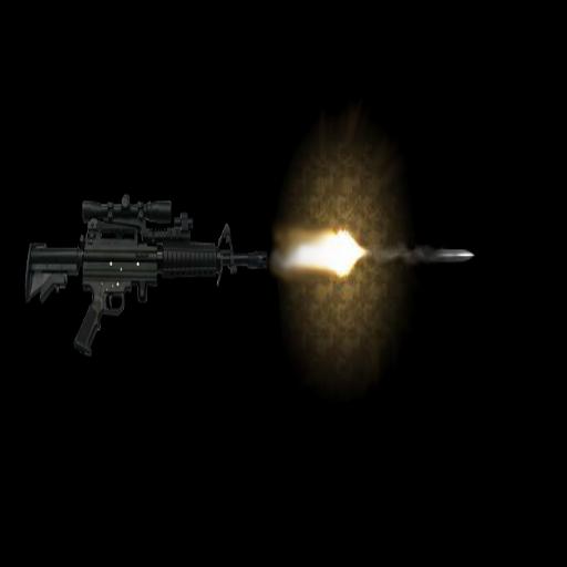 Animated Gun Shots