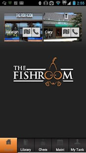 FishRoom - screenshot thumbnail