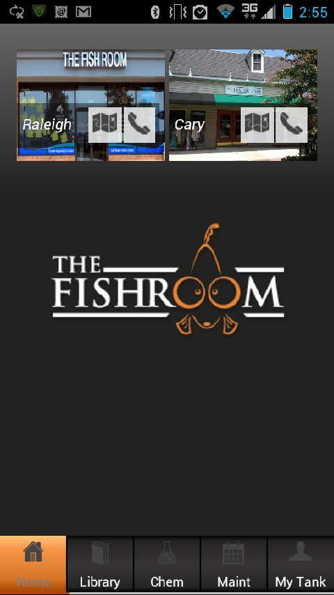 FishRoom - screenshot