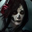 Skulls HD Live Wallpaper icon