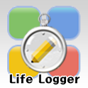 Life Logger - Timesheet App icon
