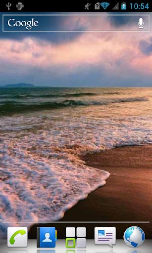 Marine Evening Surf Live