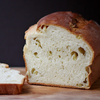 Browned Butter and Apple Bread