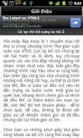 Screenshot of Hoi xoay dap xoay