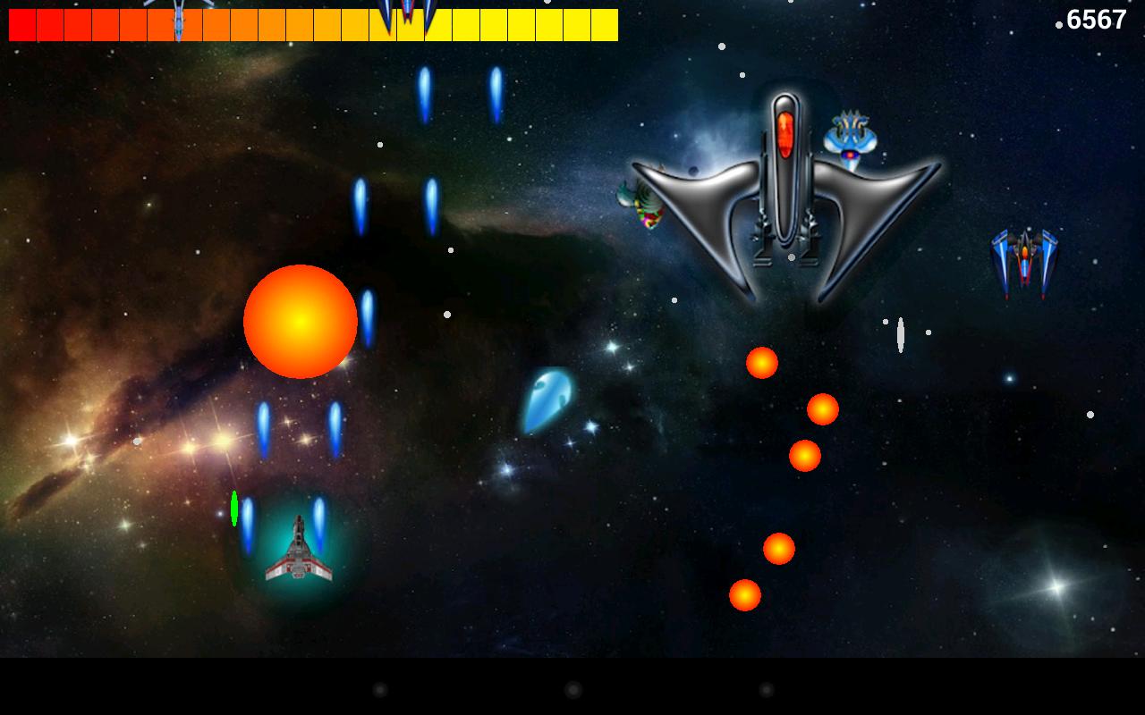 space wars online game