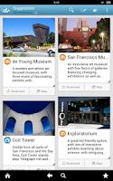 Screenshot of San Francisco Travel Guide
