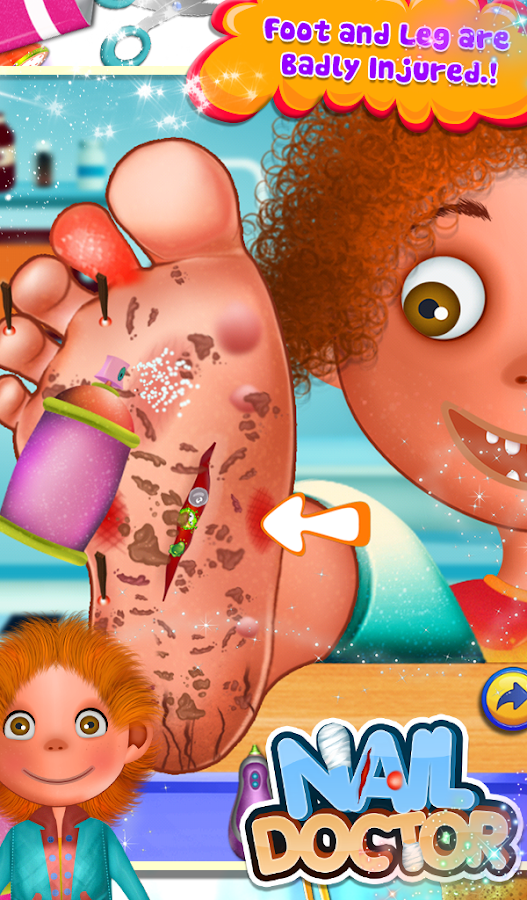 Nail Doctor 2- screenshot