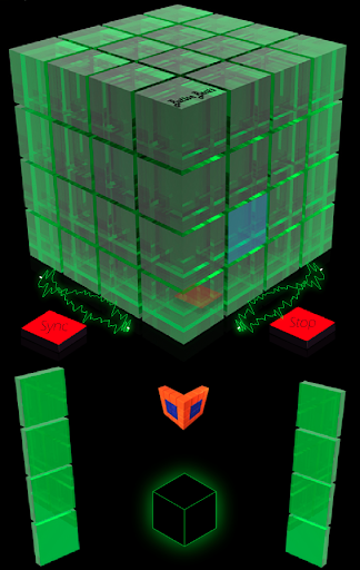 ButtonBass Dubstep Cube Screenshot