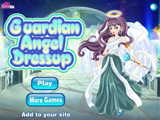 Guardian Angel Dress Up