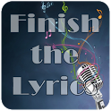 Finish The Lyric icon