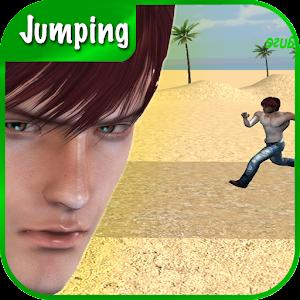 Jumping 動作 App LOGO-APP試玩