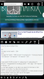 Multiscreen Multitasking THD- screenshot thumbnail