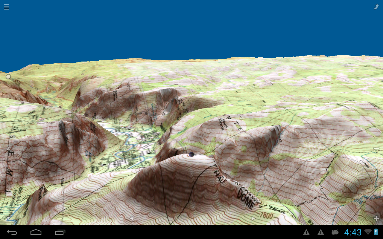 Route3D- screenshot