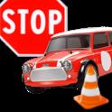 Segnaletica stradale icon