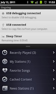 Sleep Timer - screenshot thumbnail