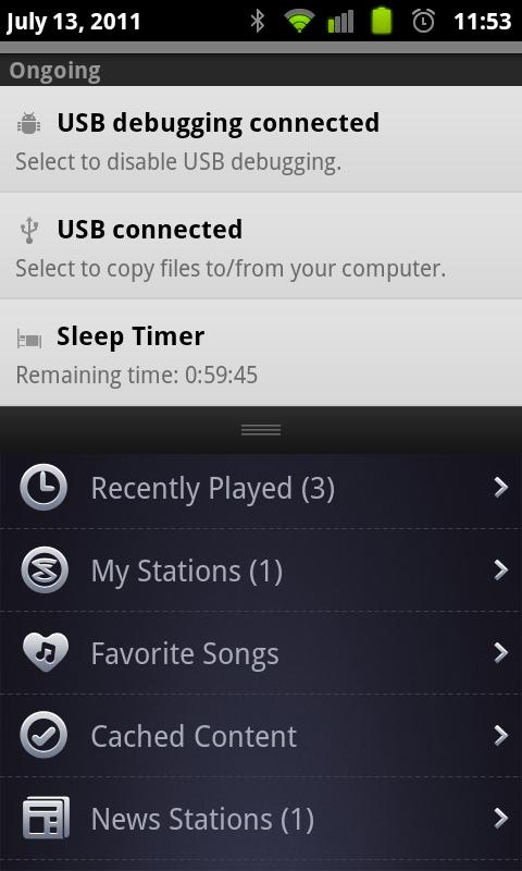 Sleep Timer - screenshot