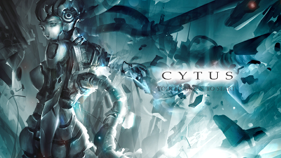 Cytus- screenshot thumbnail
