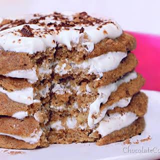 Tiramisu Pancakes.