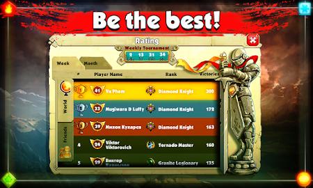 Elements Battle - Epic match 3 Screenshot 3