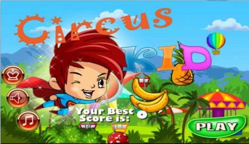 Circus Kid Adventure Free