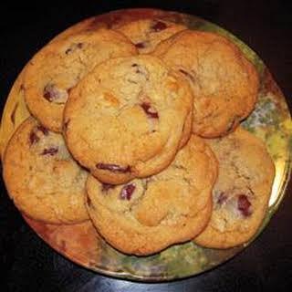 Liz's Astounding Chocolate Chip Cookies.
