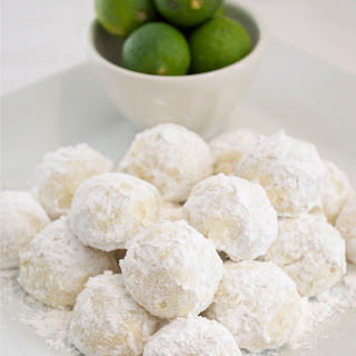Key Lime Cooler Cookies
