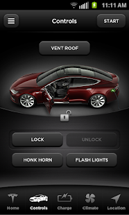Tesla Motors (Beta)- screenshot thumbnail